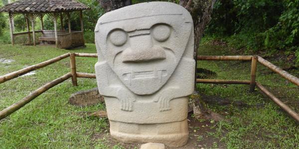 Colombia – San Agustín