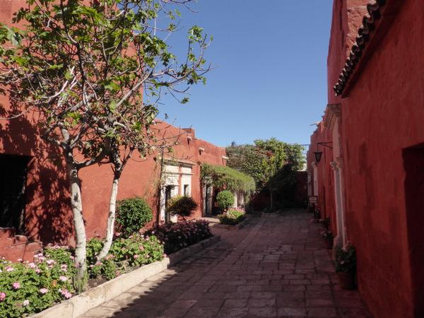 Peru Arequipa Convent
