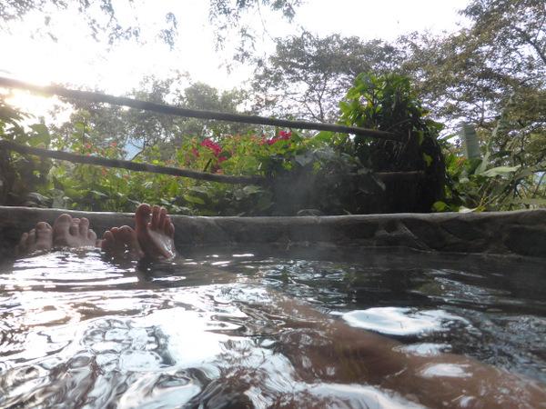 Bolivia Coroico Hot Tub