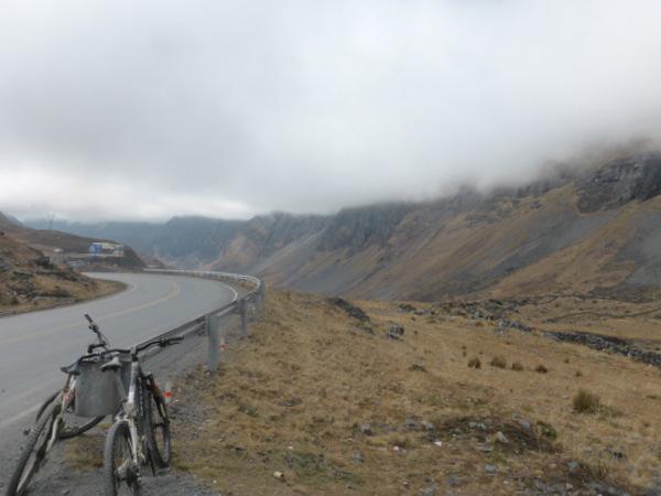 Bolivia Worlds Most Dangerous Road Start