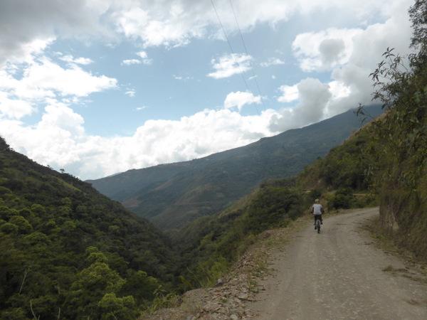 Bolivia Worlds Most Dangerous Road Bottom