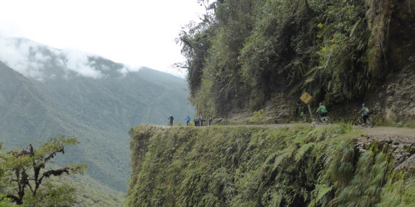 Bolivia – Worlds Most Dangerous Road