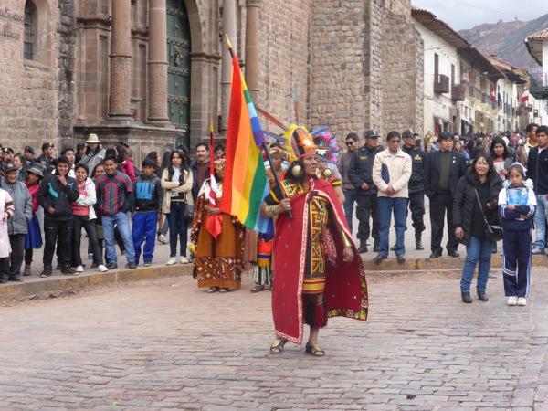 Cusco Peru Inca