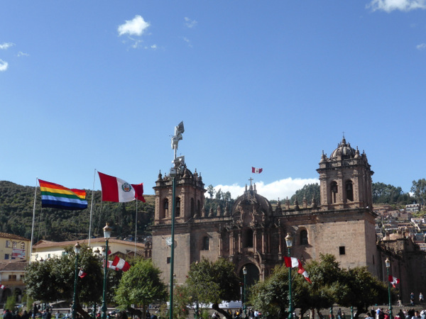 Cusco Peru Square