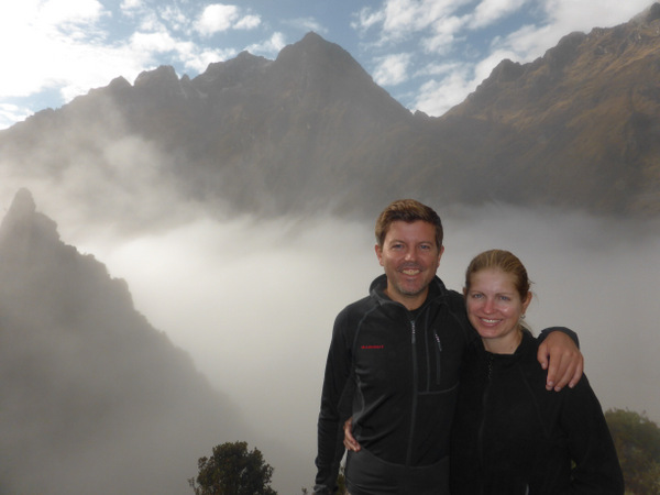 Inca Trail Mist