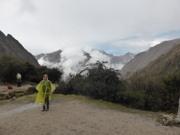 Inca Trail Poncho