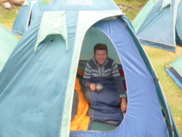 Inca Trail Tent