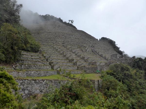 Inca Trail Terraces