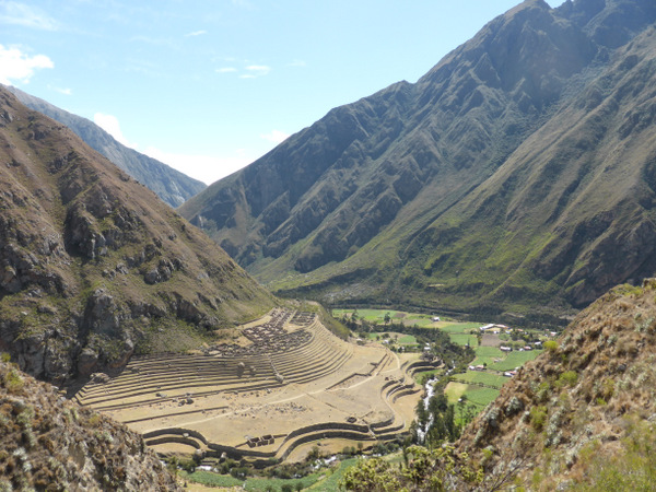 Inca Trail Village