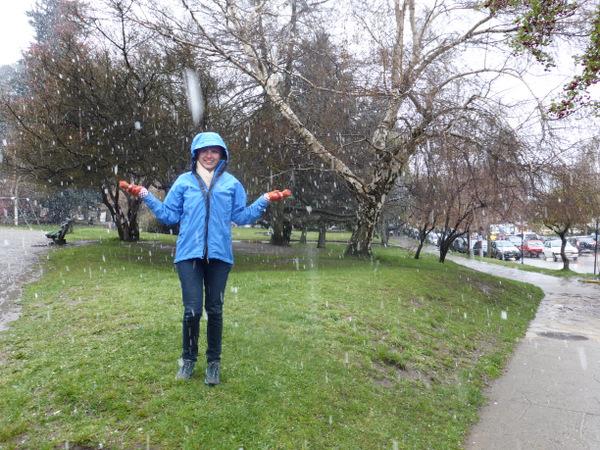 Argentina Bariloche Snow
