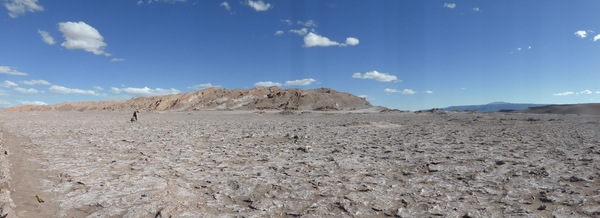 Chile San Pedro de Atacama Panorama