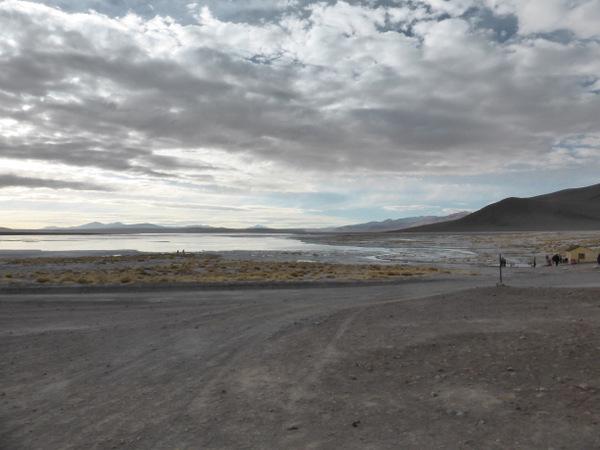 Bolivia Uyuni Hot Spring