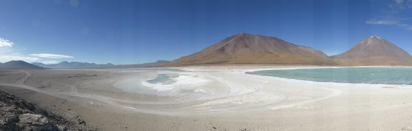 Bolivia Uyuni Laguna Verde