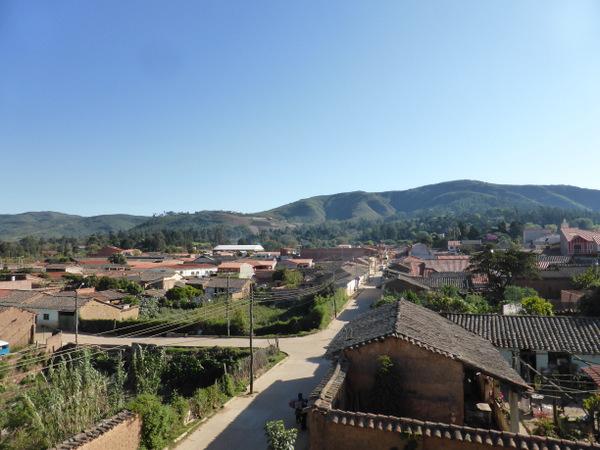Bolivia Samaipata Town