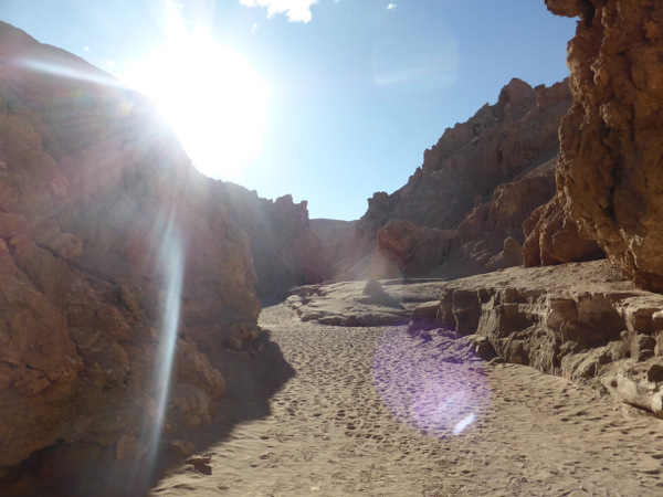 Chile San Pedro de Atacama Valle de Luna