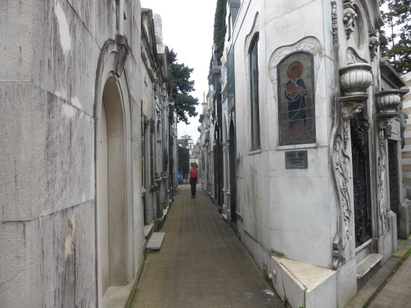 Argentina Buenos Aires Cemetery