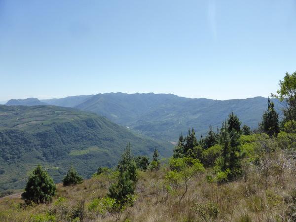 Bolivia Samaipata View