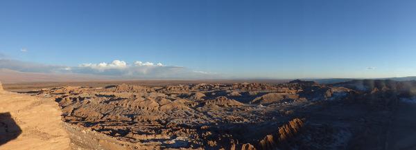 Chile San Pedro de Atacama Sunset