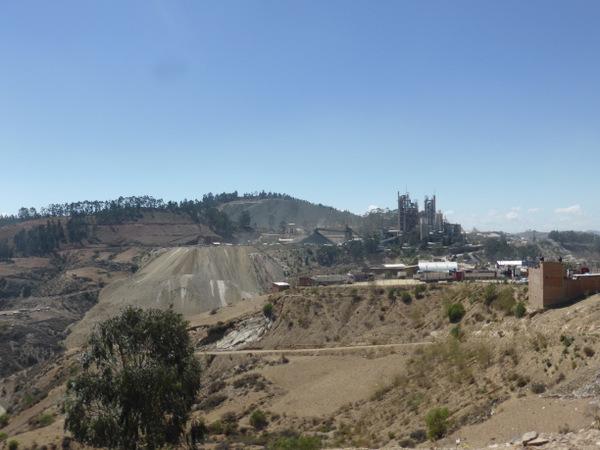 Bolivia Sucre Dinosaur Factory