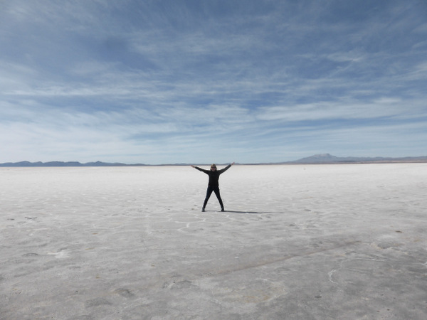 Bolivia Uyuni Salt Flats Becks