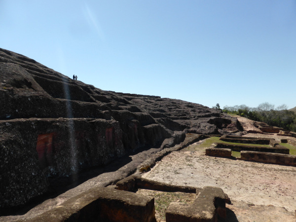 Bolivia Samaipata Ruin