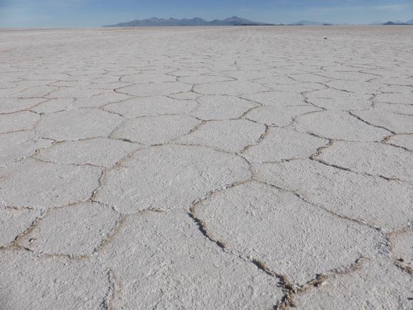 Bolivia Uyuni Salt Flats