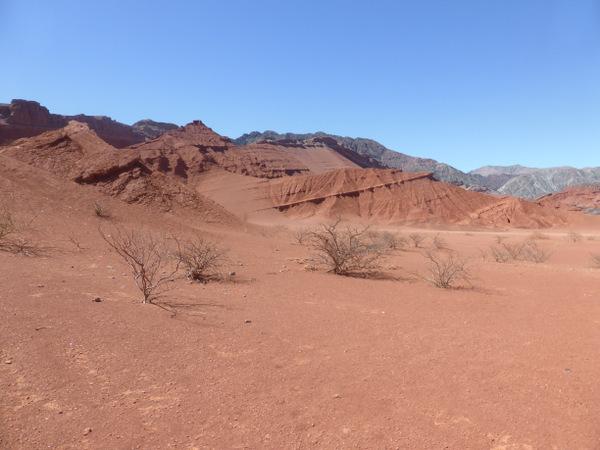 Quebrada de Cafayate Quebrada