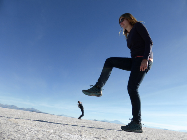 Bolivia Uyuni Salt Flats Crush