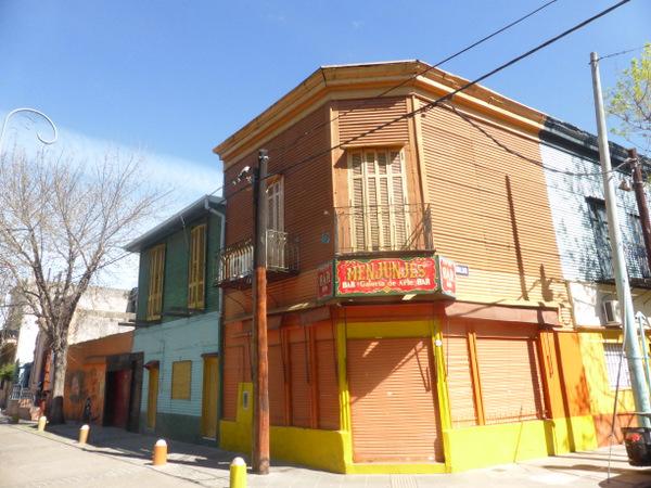 Argentina Buenos Aires Caminito