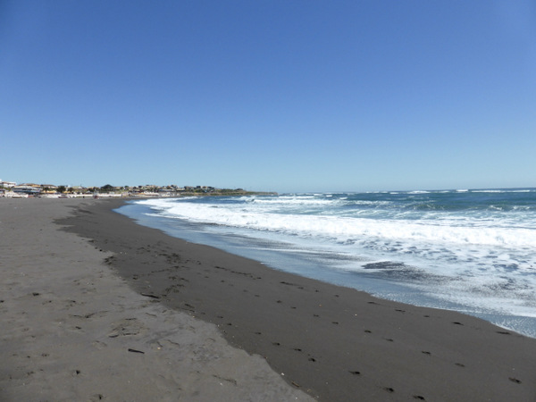Chile Pichilemu Sea