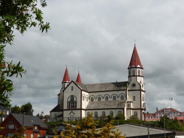 Chile Puerto Varas Church