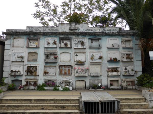 Chile Santiago Cemetery