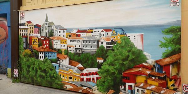 Chile – Valparaiso